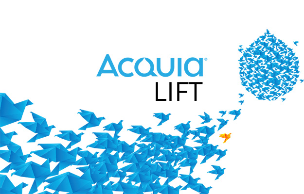 Acquia lift