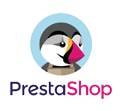 logo prestashop long png