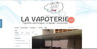 La Vapoterie capture ecran