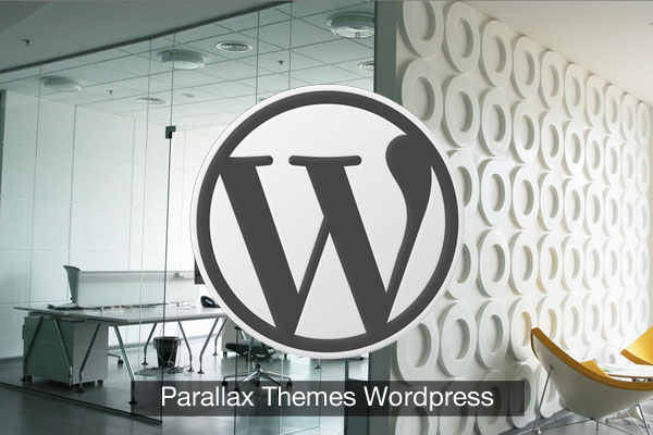 Wordpress parallax