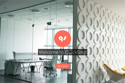 theme wordpress Quickstep